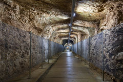 Σπηλιά PROMETHEUS, Kutaisi στοκ φωτογραφία με δικαίωμα ελεύθερης χρήσης