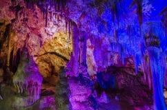Σπηλιά Venets κοντά σε Oreshets και Belogradchik, Βουλγαρία Στοκ Εικόνα