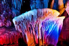 Σπηλιές καρστ Στοκ φωτογραφίες με δικαίωμα ελεύθερης χρήσης