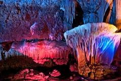 Σπηλιές καρστ Στοκ εικόνα με δικαίωμα ελεύθερης χρήσης