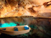 Σπηλιές της Chrystal Στοκ φωτογραφίες με δικαίωμα ελεύθερης χρήσης