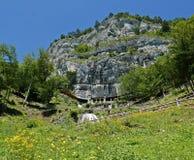 Σπηλιές του ST Beatus Στοκ Εικόνες