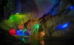 σπηλιές στοκ φωτογραφία