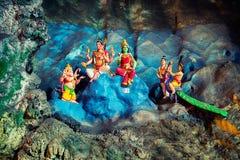 Σπηλιές Batu, Κουάλα Λουμπούρ, Μαλαισία Στοκ φωτογραφία με δικαίωμα ελεύθερης χρήσης