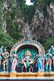 Σπηλιές Batu, Μαλαισία Στοκ Φωτογραφία