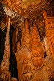σπηλιές jenolan Στοκ εικόνα με δικαίωμα ελεύθερης χρήσης