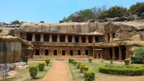 Σπηλιές Udayagiri και Khandagiri Στοκ εικόνες με δικαίωμα ελεύθερης χρήσης