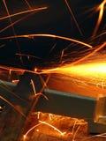 σπινθήρες καταρρακτών Στοκ φωτογραφία με δικαίωμα ελεύθερης χρήσης