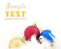 σπινθήρισμα Χριστουγέννω&n Στοκ φωτογραφία με δικαίωμα ελεύθερης χρήσης