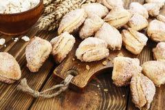 Σπιτικά μπισκότα με τη στάρπη Στοκ φωτογραφία με δικαίωμα ελεύθερης χρήσης