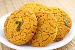 Σπιτικά μπισκότα. Στοκ Εικόνες