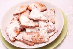 Σπιτικά μπισκότα Στοκ φωτογραφίες με δικαίωμα ελεύθερης χρήσης