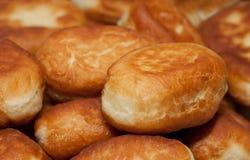 Σπιτικές πίτες Στοκ εικόνες με δικαίωμα ελεύθερης χρήσης