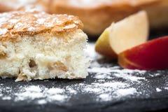 Σπιτική ορεκτική πίτα της Apple Στοκ Φωτογραφίες