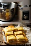 Σπιτική πίτα λάχανων Στοκ εικόνα με δικαίωμα ελεύθερης χρήσης