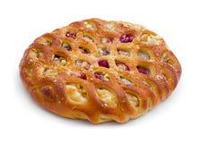 σπιτική πίτα καρπού Στοκ εικόνες με δικαίωμα ελεύθερης χρήσης