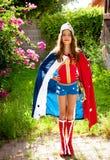 Σπιτικός έξοχος ήρωας Στοκ φωτογραφία με δικαίωμα ελεύθερης χρήσης