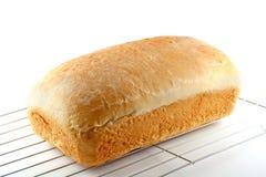 σπιτικό λευκό ψωμιού Στοκ εικόνα με δικαίωμα ελεύθερης χρήσης