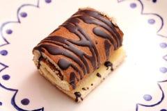 Σπιτικό κέικ του αλευριού σίτου στοκ φωτογραφίες