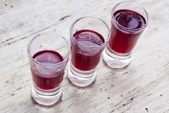 Σπιτικό κρασί Στοκ φωτογραφίες με δικαίωμα ελεύθερης χρήσης
