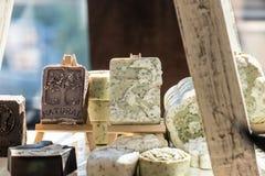 σπιτικό σαπούνι Στοκ εικόνες με δικαίωμα ελεύθερης χρήσης