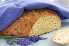 Σπιτικό ψωμί Στοκ φωτογραφίες με δικαίωμα ελεύθερης χρήσης