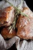 Σπιτικό ψωμί Στοκ Εικόνα