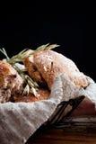 Σπιτικό ψωμί Στοκ Φωτογραφίες