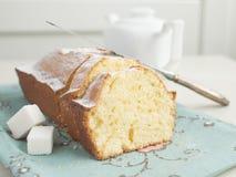 Σπιτικό cake3 Στοκ Φωτογραφία