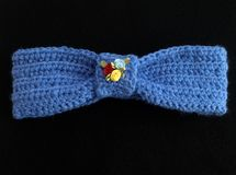 Σπιτικό Headband τσιγγελακιών Στοκ Εικόνα