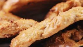 σπιτικό oatmeal μπισκότων φιλμ μικρού μήκους