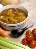 σπιτικό stew βόειου κρέατος 005 Στοκ Φωτογραφίες
