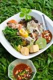 Σπιτικό Sukiyaki Στοκ Εικόνες