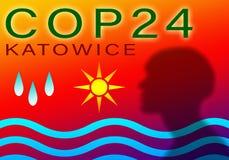 ΣΠΟΛΑ 24 σε Katowice, έννοια γεγονότος illustation της Πολωνίας ελεύθερη απεικόνιση δικαιώματος