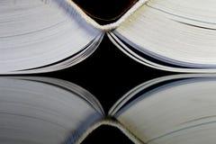 σπονδυλική στήλη βιβλίων Στοκ Φωτογραφίες
