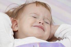 σπορείο μωρών δυστυχισμένο Στοκ Εικόνες