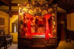 Σπορείο παραδοσιακού κινέζικου Στοκ Εικόνα