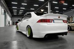 Σπορ αυτοκίνητο της Ιαπωνίας, Honda Accord Στοκ φωτογραφία με δικαίωμα ελεύθερης χρήσης