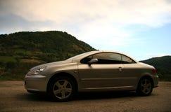 Σπορ αυτοκίνητο Στοκ εικόνες με δικαίωμα ελεύθερης χρήσης