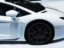 Σπορ αυτοκίνητο Lamborghini Στοκ φωτογραφίες με δικαίωμα ελεύθερης χρήσης