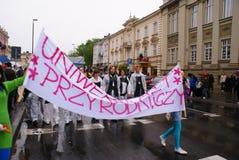 σπουδαστές συμβαλλόμενων μερών Στοκ Φωτογραφίες