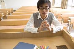 σπουδαστές της Κίνας Στοκ φωτογραφίες με δικαίωμα ελεύθερης χρήσης