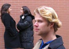 σπουδαστές Στοκ εικόνες με δικαίωμα ελεύθερης χρήσης