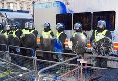 σπουδαστής διαμαρτυρίας Στοκ φωτογραφία με δικαίωμα ελεύθερης χρήσης