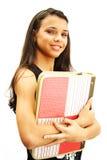 σπουδαστής κοριτσιών εφηβικός στοκ φωτογραφία με δικαίωμα ελεύθερης χρήσης