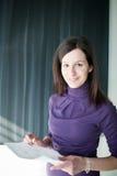 σπουδαστής πορτρέτου κ&omic Στοκ εικόνες με δικαίωμα ελεύθερης χρήσης
