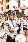 Σπουδαστής Percussionist γυμνασίου στοκ εικόνα με δικαίωμα ελεύθερης χρήσης