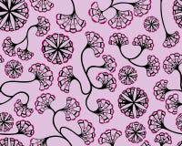 σπόρια φαντασίας pattern1 Στοκ Εικόνα