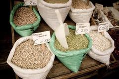Σπόροι για την πώληση Στοκ Φωτογραφία