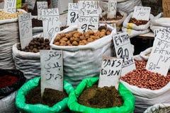 Σπόροι και σιτάρια αγορών Στοκ φωτογραφίες με δικαίωμα ελεύθερης χρήσης
